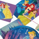 Disney Princess Theme Partyware