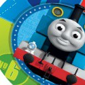 Thomas the Tank Themed Partyware