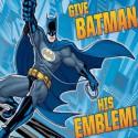 Batman Themed Partyware