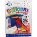 Balloon packets