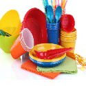 Tableware By Colour