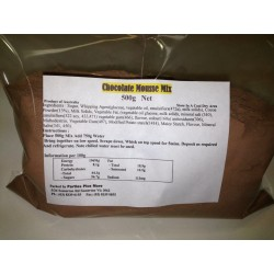 Chocolate Mousse 500g
