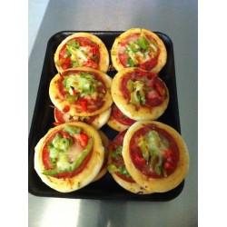Mini Pizza 3 Varieties
