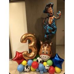 Large Balloon arrangements