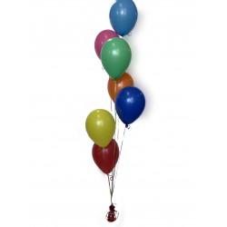 7 balloon Bouquet