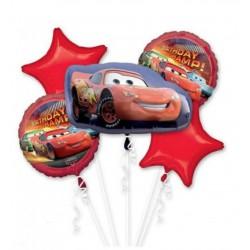 Cars Balloon Set