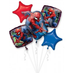 *OUT OF STOCK* Spiderman Balloon Set