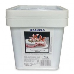 Bakels Pettinice Icing- WHITE 7kg