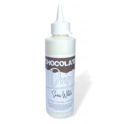 Chocolate Drip 250g SNOW WHITE