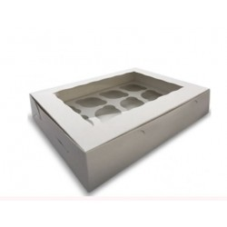 Cupcake box -12 cupcakes
