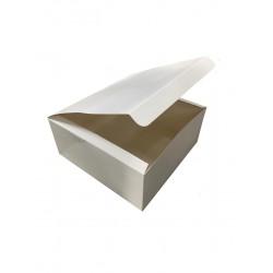 """Foldable Cake Box - Size: 10"""""""
