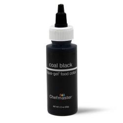 Chef Master liqua-gel 65g -Coal Black