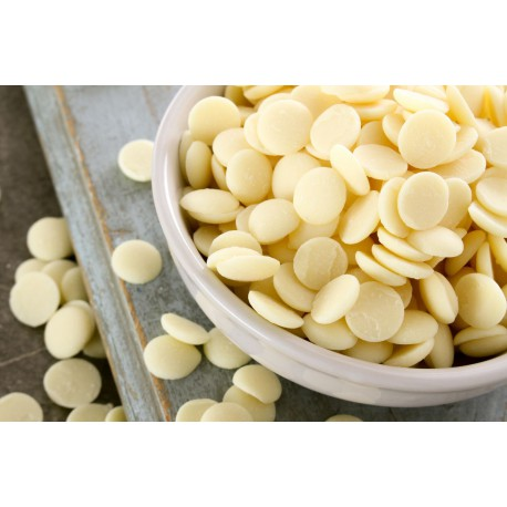 Nestle White Compound Chocolate- 15kg box