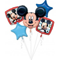Mickey Mouse Foil Balloon Set