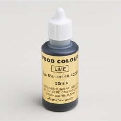 Liquid Color 30ml - Lime