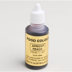 Liquid Color 30ml - Apricot Peach