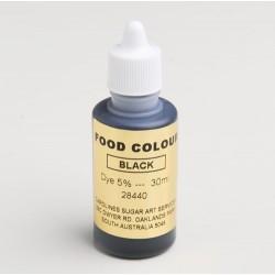 Liquid Color 30ml - Black
