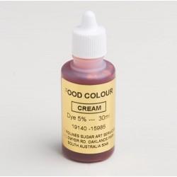Liquid Color 30ml - Cream