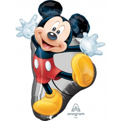 Micky Mouse full body foil balloon