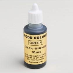 Liquid Color 30ml - Green