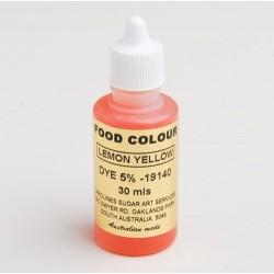 Liquid Color 30ml - Lemon Yellow