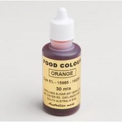 Liquid Color 30ml - Orange