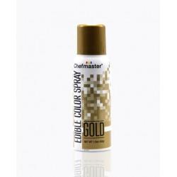 Chef Master Edible Metallic Spray Paint 42g- Gold