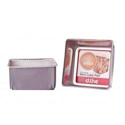 Mini  10cm Square Cake Tin