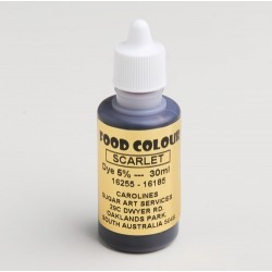Liquid Color 30ml - Scarlet