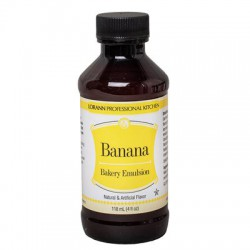 LorAnn Bakery Emulsions 118ml- Banana