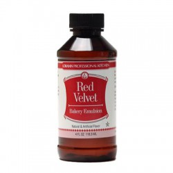 LorAnn Bakery Emulsions 118ml- Red Velvet