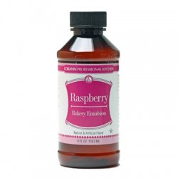 Lorann Bakery Emulsions 118ml- Raspberry