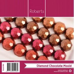 Chocolate Moulds -Assorted Diamond Shape