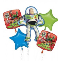 *INFLATED* Toy Story Balloon Set