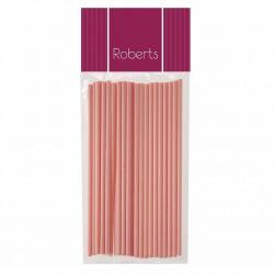 Lollipop Sticks 150mm- Baby Pink