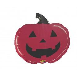 Halloween Foil balloon- Mighty Purple Pumpkin