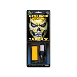Water Based Costume Make-up - Yellow