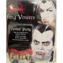 Vampire Fang Veneers