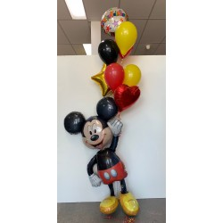 Airwalker Balloon Arrangement 1