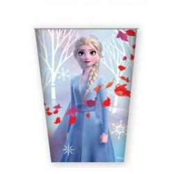 Frozen Paper cups