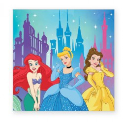 Disney Princess Paper Napkins