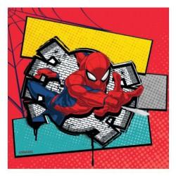 Spiderman Paper Napkins