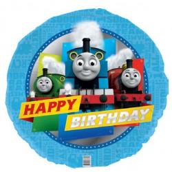 Thomas the Tank Foil Balloon