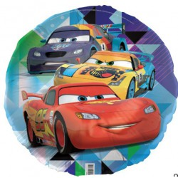 Cars Foil Balloon