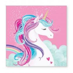 Unicorn Paper Napkins