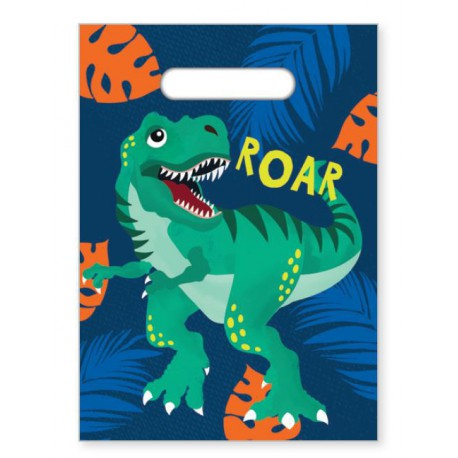 Dinosaur Party Bags