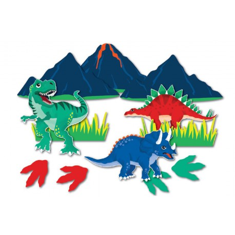 Dinosaur Party Wall Decorations