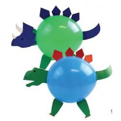 Dinosaur Balloon Decorating Kit