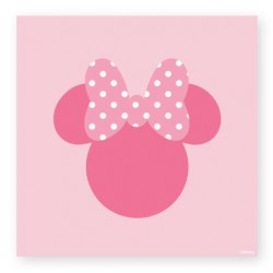Minnie Mouse Paper Napkins