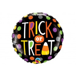 Trick or Treat Foil balloon